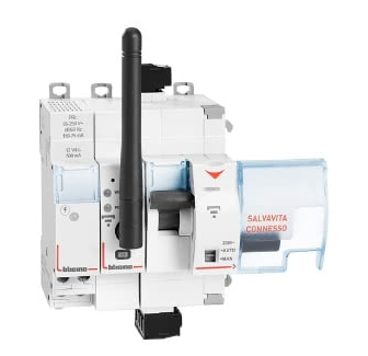Modulo di riarmo impianto elettrico domestico: Salvavita Connesso